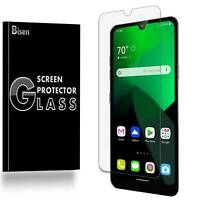 Tempered Glass Screen Protector Guard Shield Cover Saver For LG Harmony 4