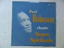 PAUL ROBESON Chante Negro spirituals MMS 2162