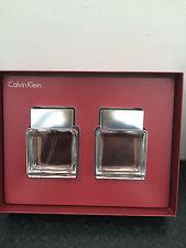 Calvin Klein Euphoria Men Gift Set 1 x 100ml EDT and 1 x 100ml After Shave -