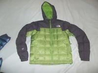 The North Face Catalyst 800 Goose Down Pertex Jacket Coat Nuptse Sweater TNF Sm