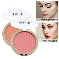 Women 6 Colors Blusher Powder Palette Long Lasting Soft Face Cosmetic Makeup