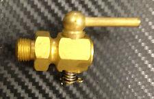 Tracteur Ferguson TE20 du bloc moteur robinet (laiton) **