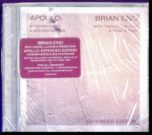 Brian Eno - Apollo: Atmospheres E Colonne Sonore Nuovo CD