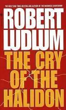 The Cry of the Halidon, Ryder, Jonathan, Ludlum, Robert, Very Good Book