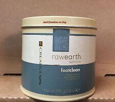 Creative Spa Raw Earth Spa Pedicure Foot Clean 14 oz = 396 gr Brand New