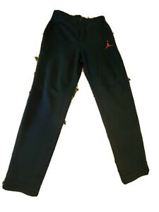 Jordan Jumpman Mens Pants Size L  Color: Black With Red Jordan Symbol