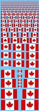 Flags Canada Drapeaux Canada 1:24 Decal
