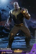 Thanos AVENGERS INFINITY WAR 1:6 Hot Toys DEL Gauntlet 903429
