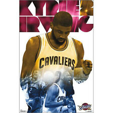Cleveland Cavaliers - Kyrie Irving 2016 POSTER 57x86cm NEW Basketball NBA Player