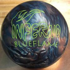 New listing 15lb Brunswick Blue Flame Inferno Bowling Ball NIB!