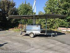 Gulaschkanone,Imbisswagen,Verkaufsanhänger,Suppenwagen,Anhänger Gulasch
