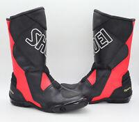 Daytona Shoei sports performance Motorradstiefel Gr. 38 Biker Boots Leder Racing