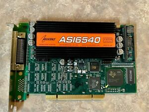 AudioScience ASI6540 Analog Audio Card