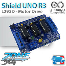 Carte d'extension Arduino Moteurs stepper / servo / DC ( Shield Motor )