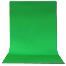 6 x 9 ft Winkle Free Green Screen Muslin Backdrop Photography Background New