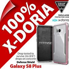 X-Doria Defense Shield Protective Rugged Case Cover for Samsung Galaxy S8 Plus