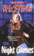 Fear Street: Night Games Bk. 41 by R. L. Stine (1996, Paperback)
