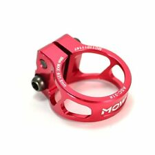 MOWA AL7075 Seat Post Clamp 31.8mm , Red