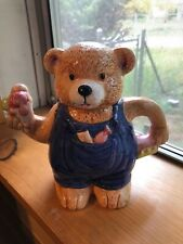 Heritage Mint - Leonardo Collection Teddy Bear Decorative Tea Pot