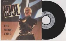 """BILLY IDOL Eyes Without A Face 7"""" Vinyl Single 1984 Chrysalis * TOP"""