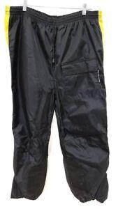 Mens XELEMENT MOTORCYCLE HEAT PROTECTION Nylon Riding Pants Size XL