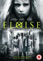Eloise DVD (2017) Eliza Dushku, Legato (DIR) cert 15 ***NEW*** Amazing Value