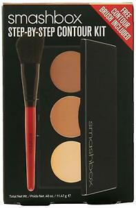 SMASHBOX Step-by-Step Contour Kit With Contour Brush