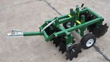 HAYES TOW BEHIND ATV DISC HARROWS (QUAD BIKE) - SPECIAL PRICE