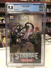 STRANGE ACADEMY #2 (Marvel Comics, 2020) CGC 9.8 ~ White Pages