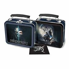 """BEST OF BETHESDA Mystery Mini Tin Totes DISHONORED 2 Opened Blind Box 5"""""""