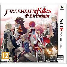 Fire Emblem Fates estirpe Nintendo 3DS