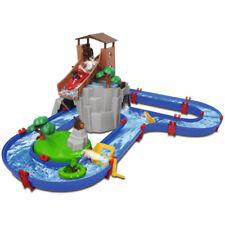 AQUAPLAY AdventureLand Outdoor WaterWay Extra Large Kids Water Play System 547
