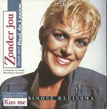 """Simone Kleinsma """"Kus me"""" Dutch cover version of Iceland Eurovision 1994"""