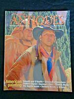 The Magazine ANTIQUES Nov 2008 Demuth O'Keeffe Frederic Church Thomas Moran Art