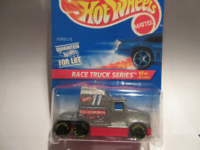 HOT WHEELS 1995 RACE TRUCK SERIES KENWORTH T600 FORD LTL