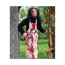 Butcher Pig Hanging  Halloween Party Decoration Prop