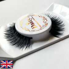 MINK EYELASHES THICK LONG EYELASHES NATURAL LASHES 100% LUXURY MINK LASHES 013