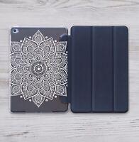 Boho Mandala iPad 10.2 Case Smart Cover Cover Apple Pro 9.7 10.5 Air Mini 2 3 4