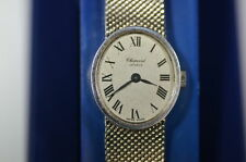 Ovale Mechanisch-(Handaufzug) Armbanduhren für Damen