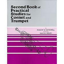 Practical Studies for Cornet and Trumpet, Bk 2 by