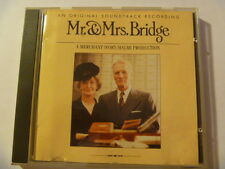 0035628310026 MR & MRS BRIDGE SOUNDTRACK  QUALITY CD FAST FREE DELIVERY