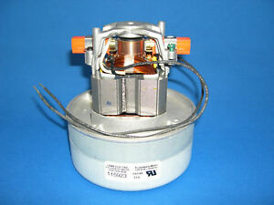 New Miele Canister Vacuum Cleaner Motor 115923 replaces 7923-23, 117923