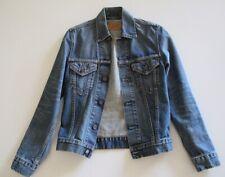 Levi Strauss 70500 vintage 90's denim trucker jacket size S
