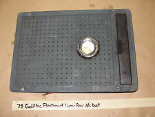 1975 Cadillac Fleetwood Limo REAR AIR CONDITIONING A/C INTERIOR ROOF VENT DUCT