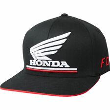 Fox Honda Flexfit Kappe schwarz