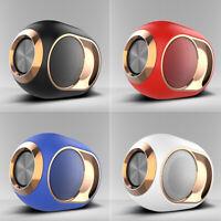 Wireless Bluetooth 5.0 Speaker TF/U disk/AUX/FM 3D Stereo Super Bass Subwoofer