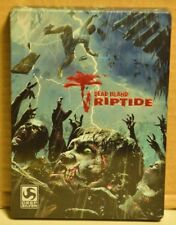 Dead Island Riptide Steelbook Limited Collector's Edition Case ONLY - NO Game