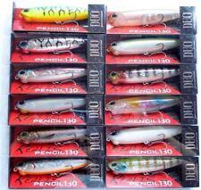 DUO Realis Pensil 130 Japan Wobbler, Köder, Hecht, Raubfische 12 Farben NEU
