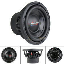 """American Bass 10"""" Subwoofer 1200W Max Usa TNT-1044 Dual 4 Ohm High Performance"""