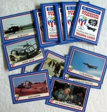 DEFENDERS of FREEDOM ~ 1991 Gulf War Cards ~ 5 Unopened Packs w/ Bonus